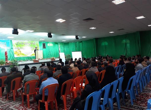 گردهمايي دهياران و اعضاي شوراي اسلامي بخش مود
